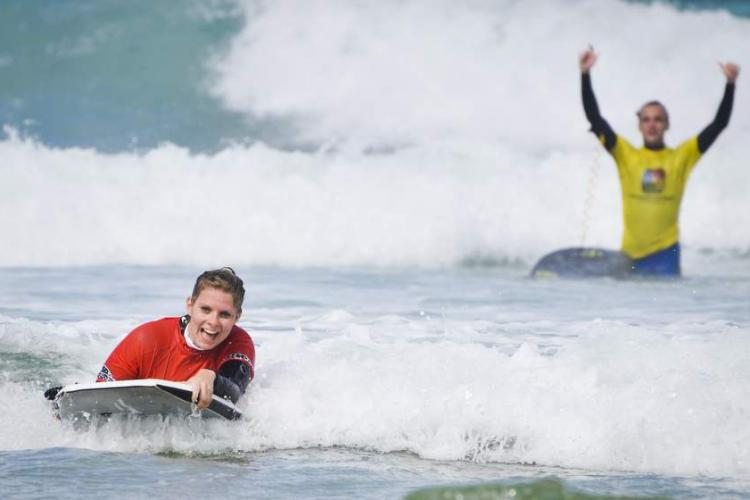 8 reasons to love winter watersports in Cornwall