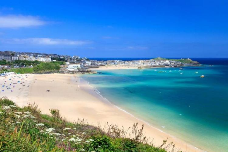 Days out in Cornwall: Visit St. Ives & The Tate