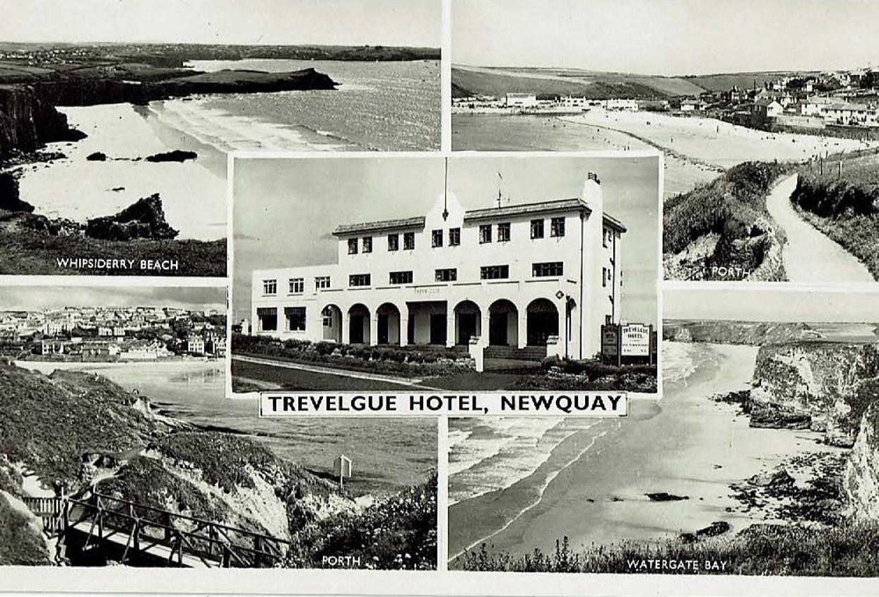Our History | Family owned Sands Resort Hotel in Cornwall