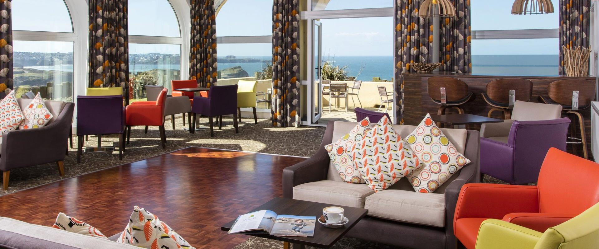 Family friendly hotel in Cornwall, Sands Resort Hotel