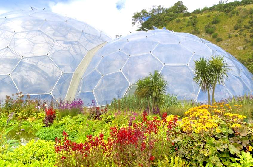things to do spring cornwall eden project